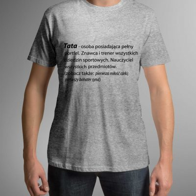 koszulka-z-nadrukiem-tata-definicja-s-ddshirt