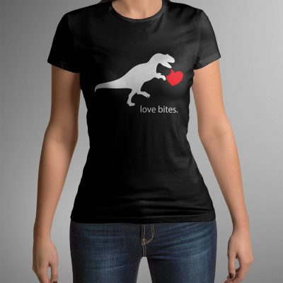 koszulka-damska-love-bites-dino-c-ddshirt