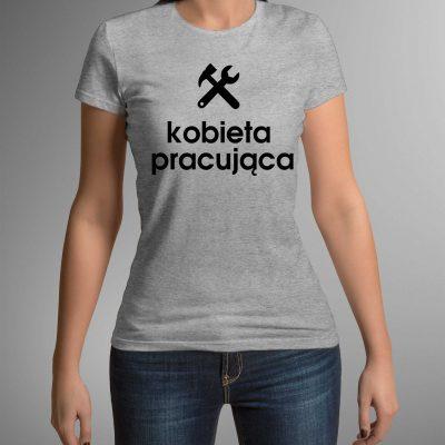 koszulka-z-napisem-kobieta-pracujaca-s-ddshirt
