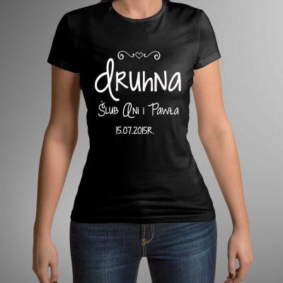 koszulka-damska-druhna-c-ddshirt