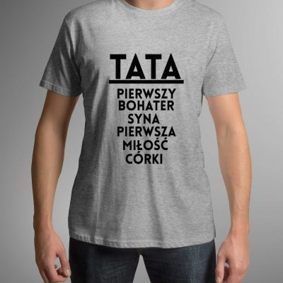 koszulka-z-nadrukiem-tata-bohater-s-ddshirt