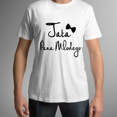 koszulka-z-napisem-tata-mlodego-b-ddshirt