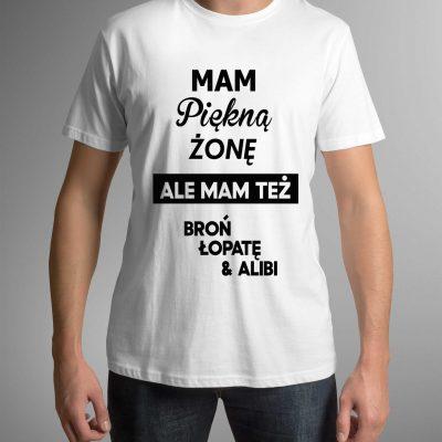 koszulka-z-napisem-piekna-zona-b-ddshirt