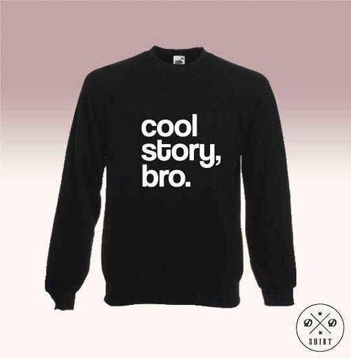 Bluza Męska - Bro - DDshirt