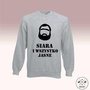 Śmieszna bluza - Siara - DDshirt