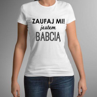 koszulka-z-nadrukiem-jestem-babcia-b-ddshirt