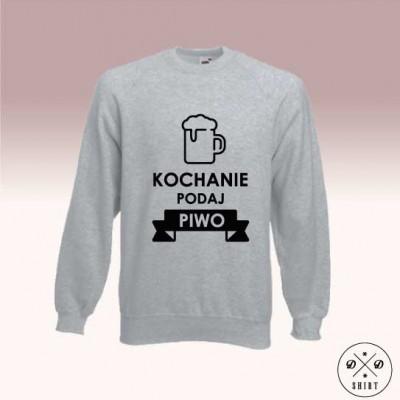 Bluza na zamówienie - Piwo - DDshirt