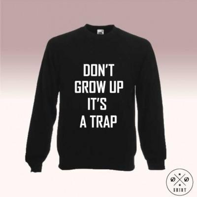 Bluza z nadrukiem - Grow - DDshirt