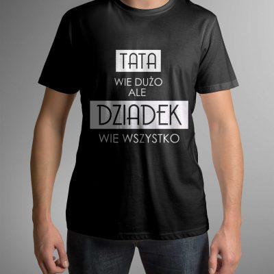 koszulka-meska-dziadek-wie-c-ddshirt