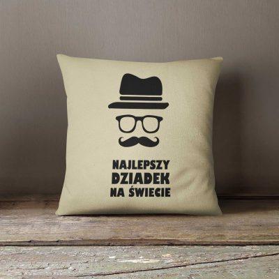 poduszka-z-nadrukiem-najlepszy-dziadek-b2-ddshirt