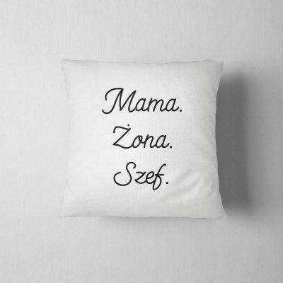 poduszka-z-napisem-mama-szef-biel-c-ddshirt