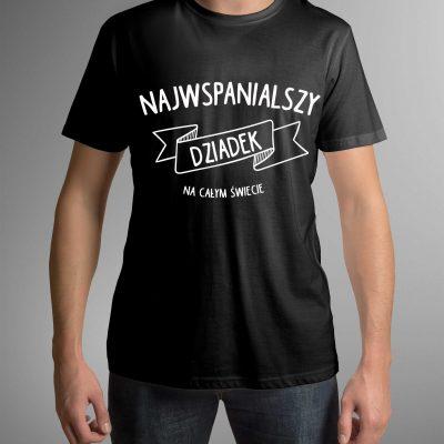 koszulka-meska-najwspanialszy-dziadek-c-ddshirt