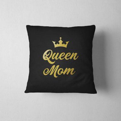 poduszka-z-napisem-queen-mom-c-z-ddshirt