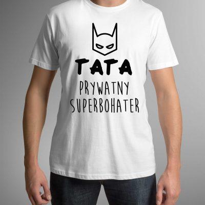 koszulka-z-napisem-tata-superbohater-b-ddshirt